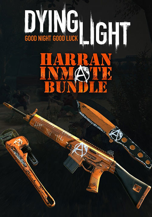Dying Light - Harran Inmate Bundle - Cover / Packshot
