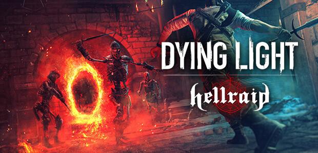 Dying Light - Hellraid - Cover / Packshot