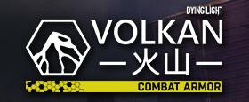 Dying Light - Volkan Combat Armor Bundle