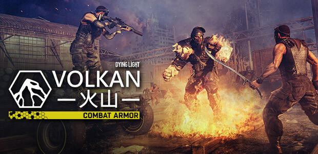 Dying Light - Volkan Combat Armor Bundle - Cover / Packshot