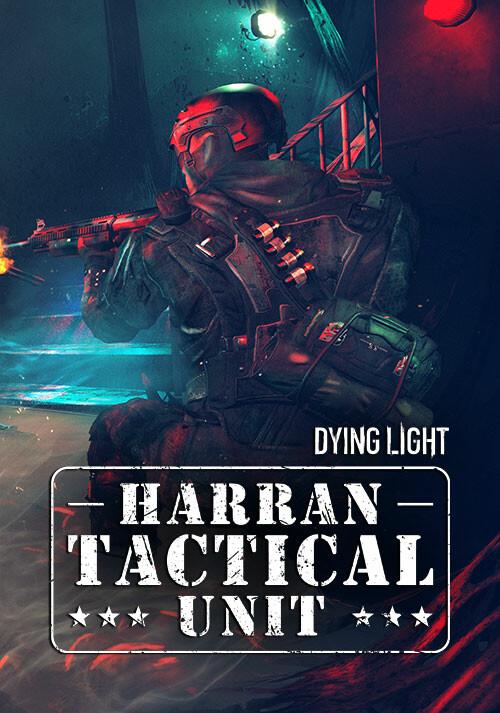 Dying Light – Harran Tactical Unit Bundle - Cover / Packshot
