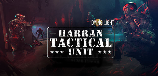 Dying Light – Harran Tactical Unit Bundle - Cover / Packshot