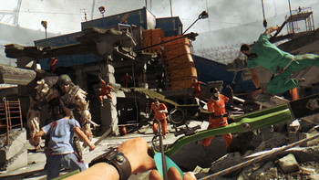 Screenshot2 - Dying Light - The Bozak Horde DLC