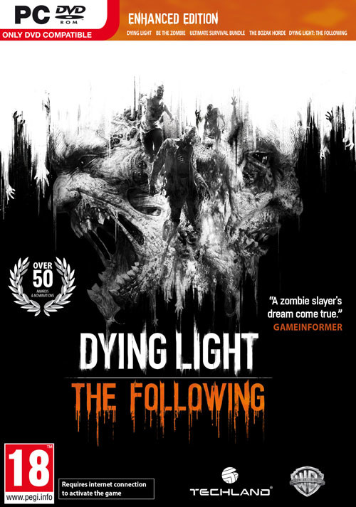 Dying Light Enhanced Edition - Packshot