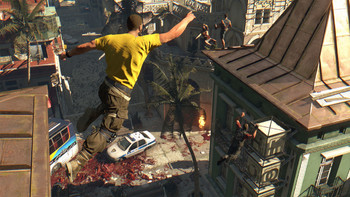 Screenshot2 - Dying Light - Enhanced Edition