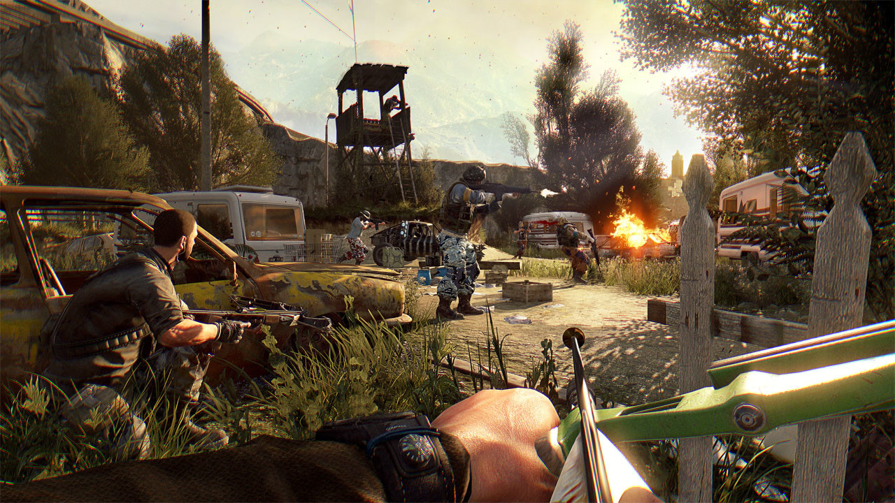 Dying Light Enhanced Edition Steam CD Key For PC Mac And Linux