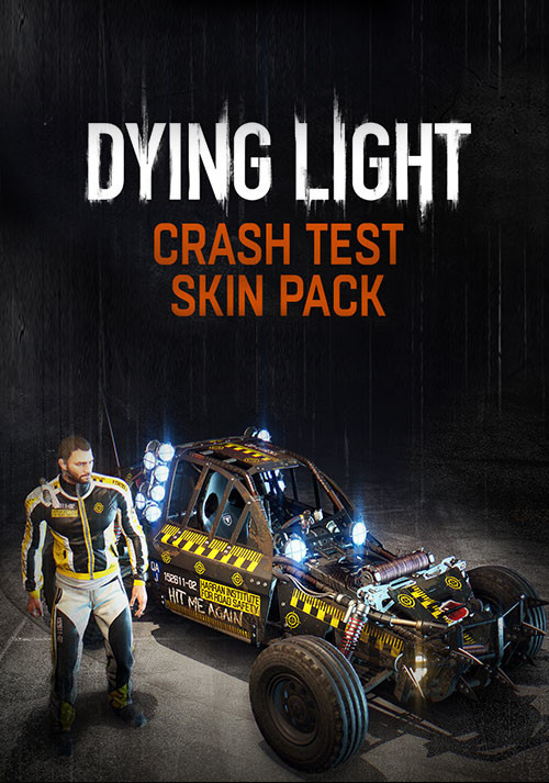 Dying Light - Crash Test Skin Pack - Cover / Packshot