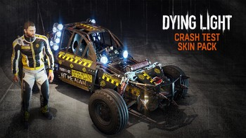 Screenshot1 - Dying Light - Crash Test Skin Pack