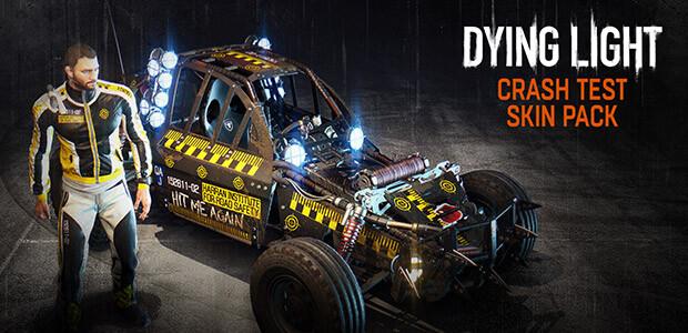 Dying Light - Crash Test Skin Pack - Cover / Packshot