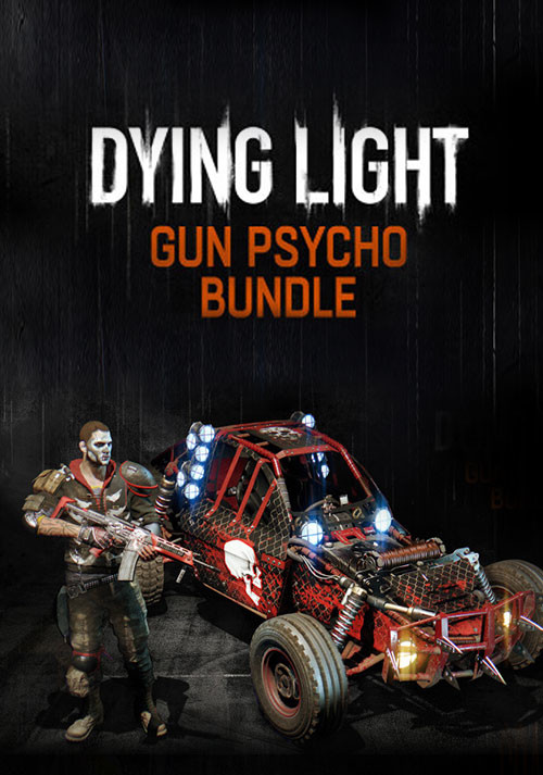 Dying Light - Gun Psycho Bundle - Cover / Packshot