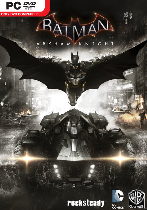 Batman: Arkham Knight - Cover