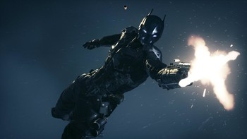 Screenshot1 - Batman: Arkham Knight
