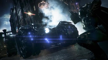 Screenshot8 - Batman: Arkham Knight