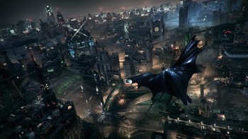 Screenshot9 - Batman: Arkham Knight