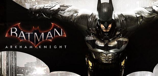 Batman: Arkham Knight - Cover / Packshot