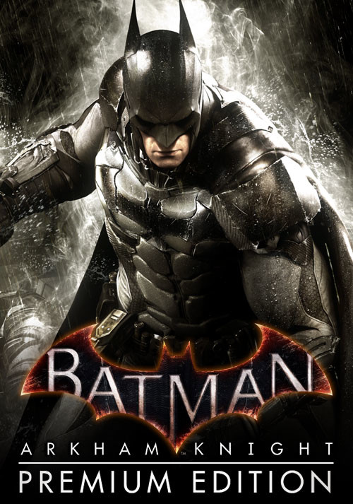 Batman: Arkham Knight Premium Edition - Cover