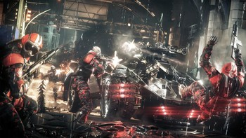 Screenshot2 - Batman: Arkham Knight Premium Edition