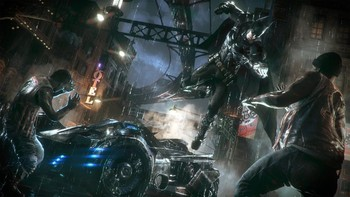 Screenshot9 - Batman: Arkham Knight Premium Edition