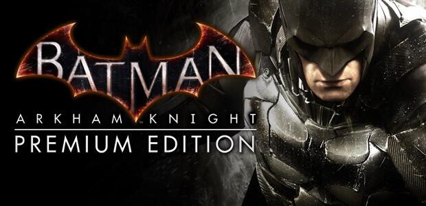 Batman: Arkham Knight Premium Edition - Cover / Packshot