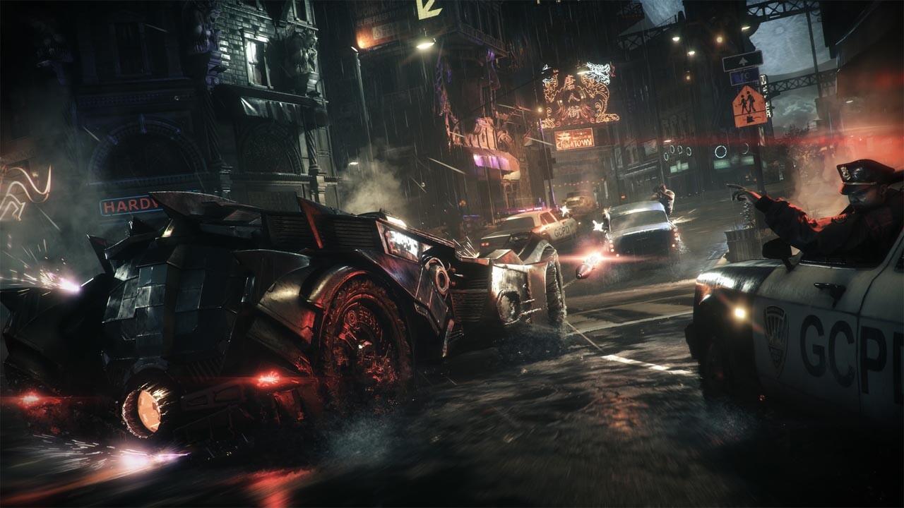 Batman Arkham Knight Premium Edition Steam CD Key For PC