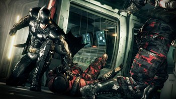 Screenshot5 - Batman: Arkham Knight Premium Edition