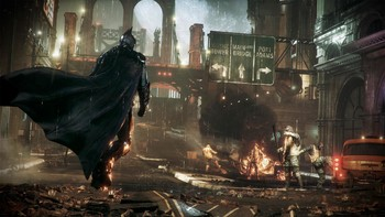 Screenshot6 - Batman: Arkham Knight Premium Edition