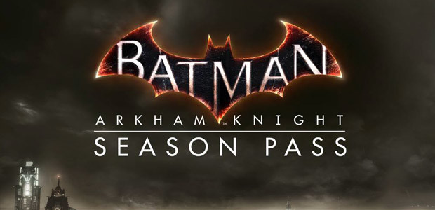 Batman: Arkham Knight Season Pass - Cover / Packshot