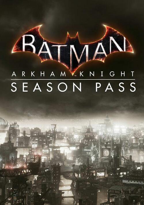 Batman: Arkham Knight Season Pass - Cover / Packshot