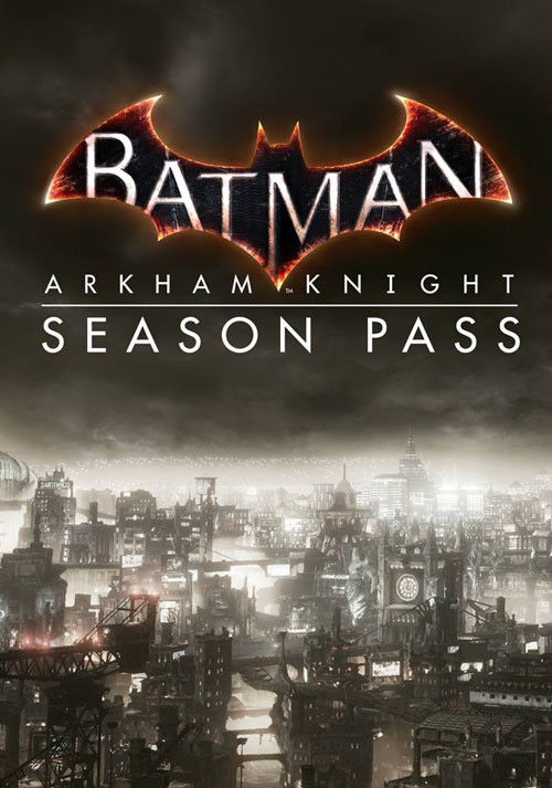 Batman: Arkham Knight Season Pass - Cover