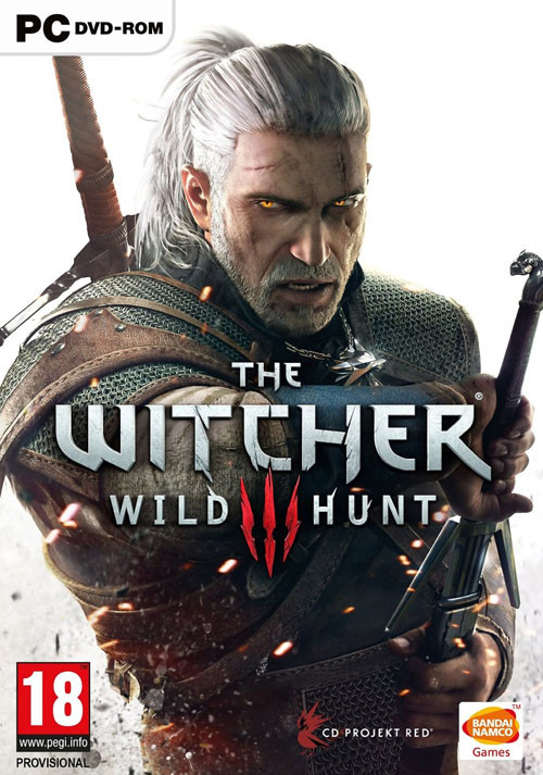 The Witcher 3: Wild Hunt - Packshot