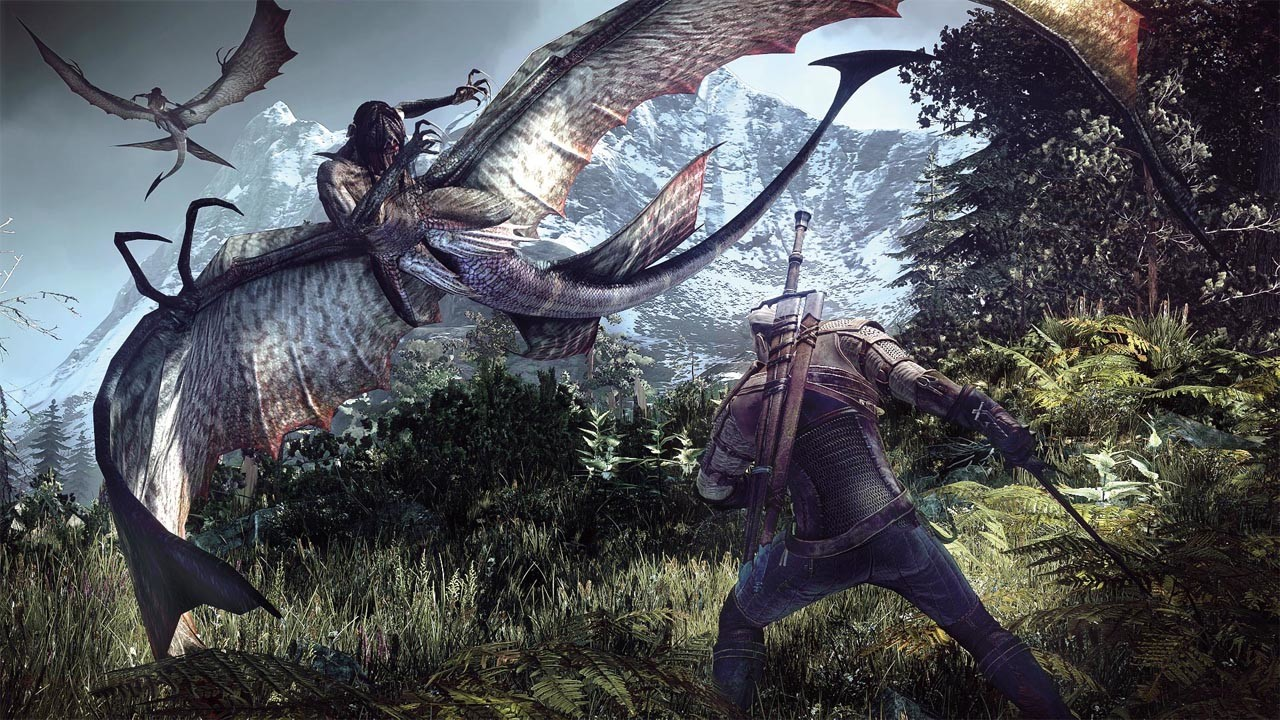 Image result for witcher 3