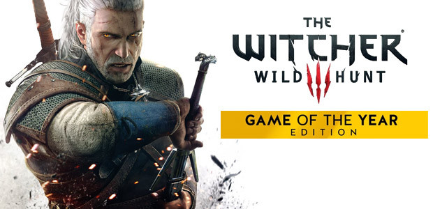 The Witcher 3: Wild Hunt - Game of the Year Edition - Cover / Packshot
