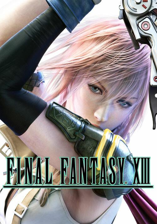 FINAL FANTASY XIII - Cover / Packshot