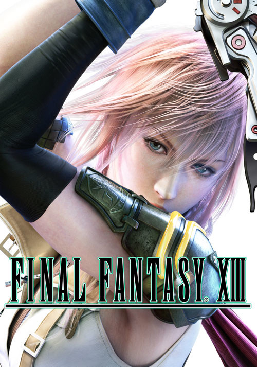 FINAL FANTASY XIII - Cover / Packshot