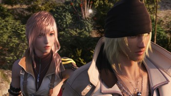 Screenshot4 - FINAL FANTASY XIII