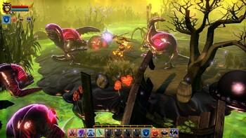 Screenshot2 - Moorhuhn: Tiger & Chicken