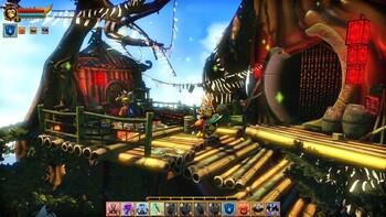 Screenshot3 - Moorhuhn: Tiger & Chicken