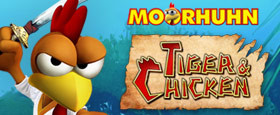 Moorhuhn: Tiger & Chicken