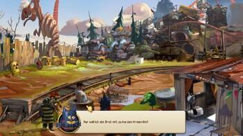 Screenshot3 - Bernd das Brot und die Unmöglichen