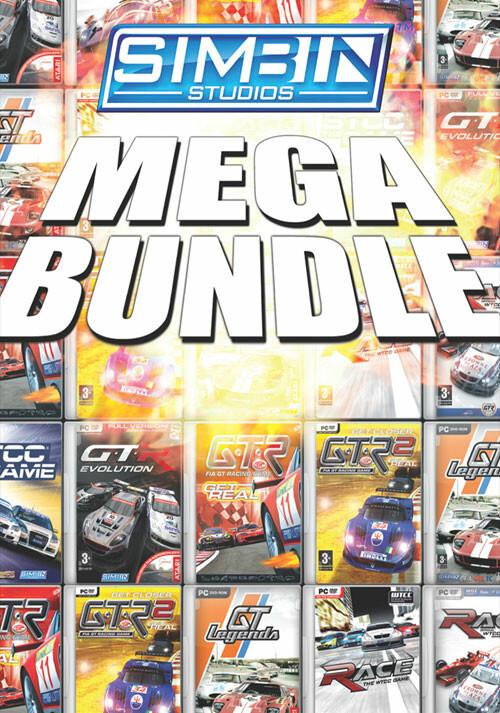 SimBin Megabundle - Cover