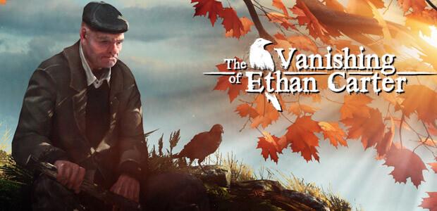 The Vanishing of Ethan Carter - Cover / Packshot