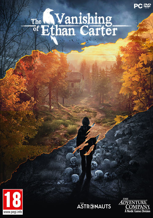 The Vanishing of Ethan Carter - Cover