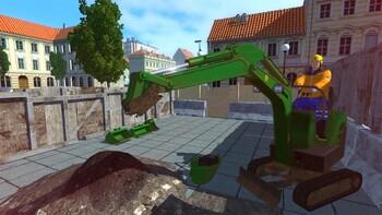 Screenshot1 - Dig it! – A Digger Simulator