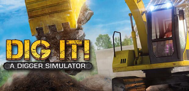 Dig it! – A Digger Simulator