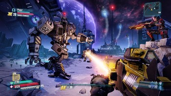 Screenshot2 - Borderlands: The Pre-Sequel (Mac)