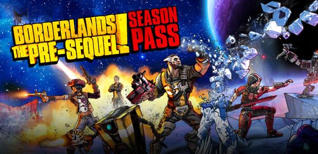 Borderlands: The Pre-Sequel Season Pass (Mac) - Cover / Packshot