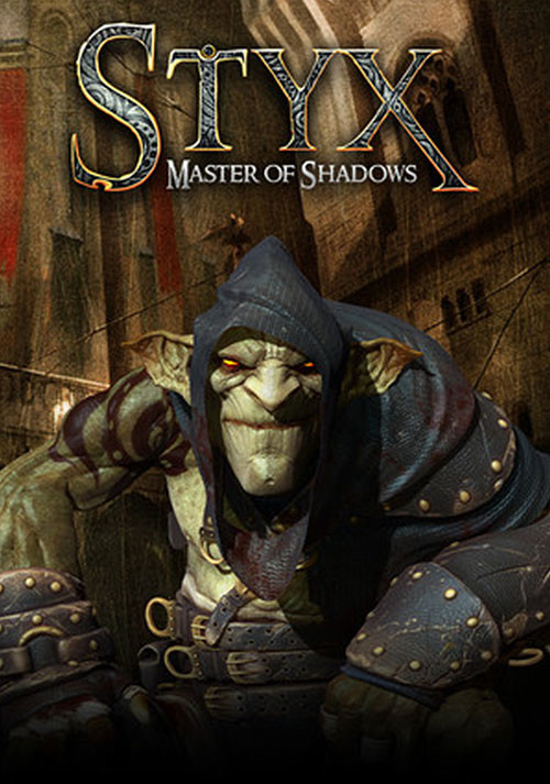 Styx: Master of Shadows - Cover / Packshot