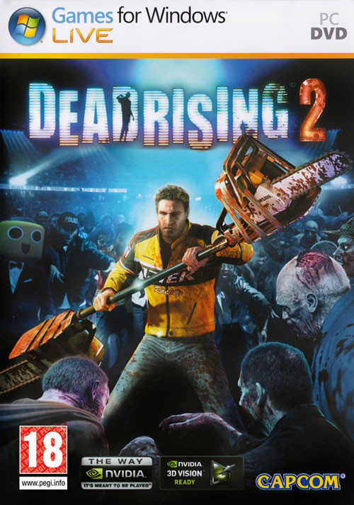 Dead Rising 2 - Cover / Packshot