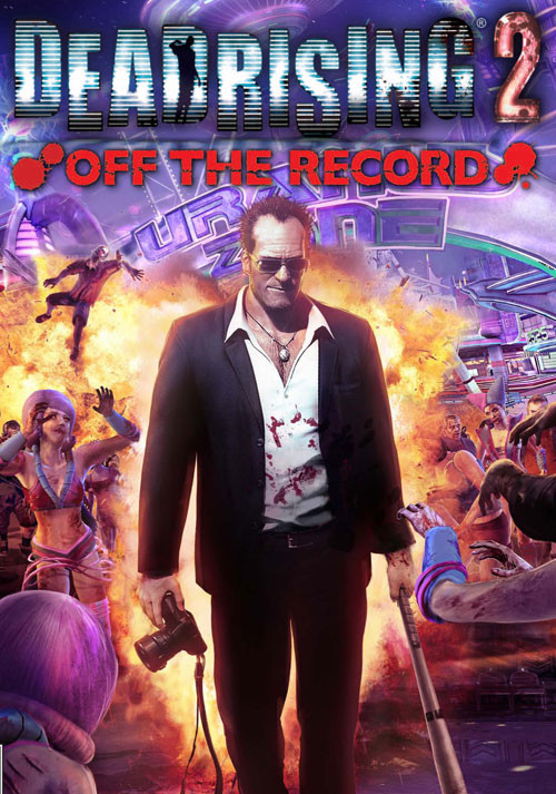 Dead Rising 2 - Off the Record - Cover