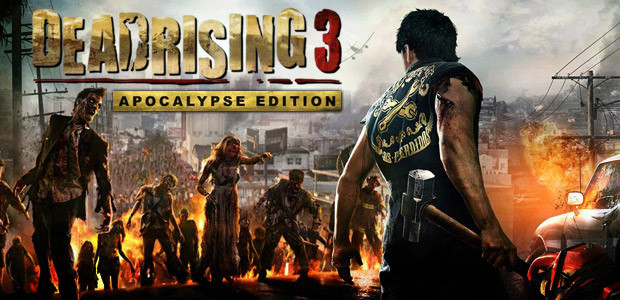Dead Rising 3 Apocalypse Edition - Cover / Packshot